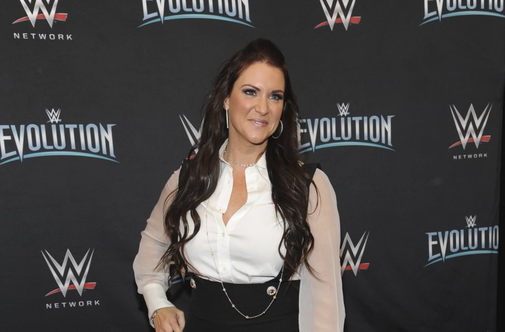 Wwes Stephanie Mcmahon We Want Serena Williams Aol News