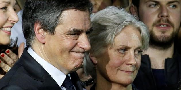 Ce que vous pensez de l'affaire Fillon selon que vous dites #PenelopeGate ou #FillonGate. REUTERS/Pascal Rossignol