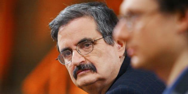 Daniel Lindenberg en 2002.