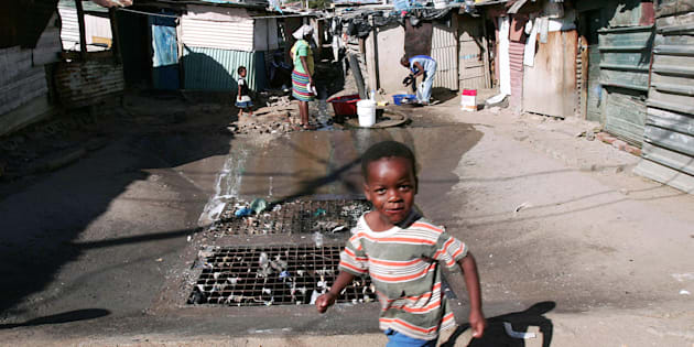 'Dark City' residents -- as Alexandra became known -- live in the midst of widespread poverty with lack of proper sanitation, infrastructure and overcrowding.