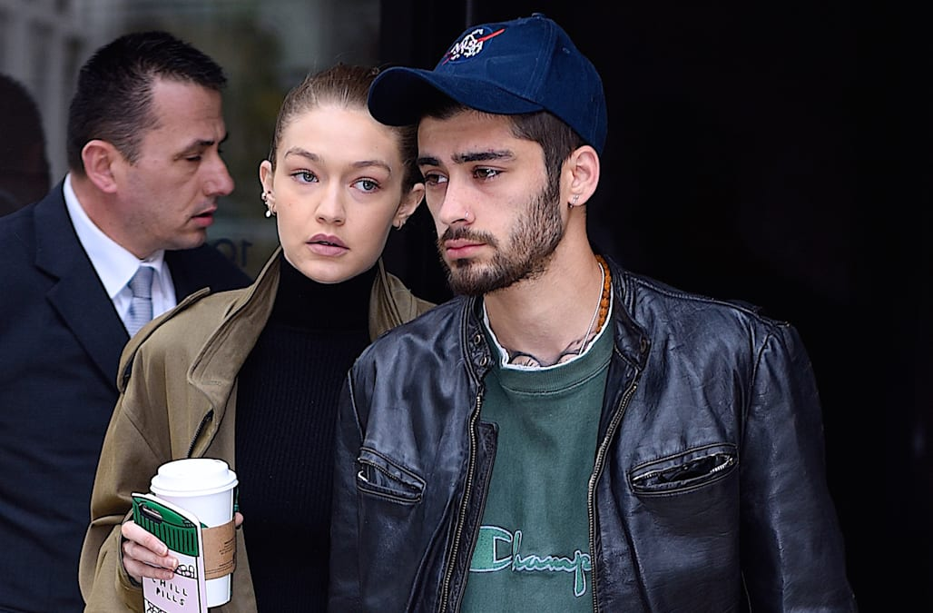 Zayn Malik defends ex Gigi Hadid: 'Leave her the f--k ...