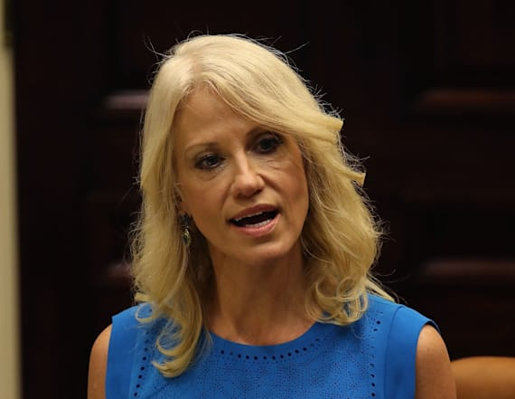 Conway says 'able-bodied' adults can find jobs