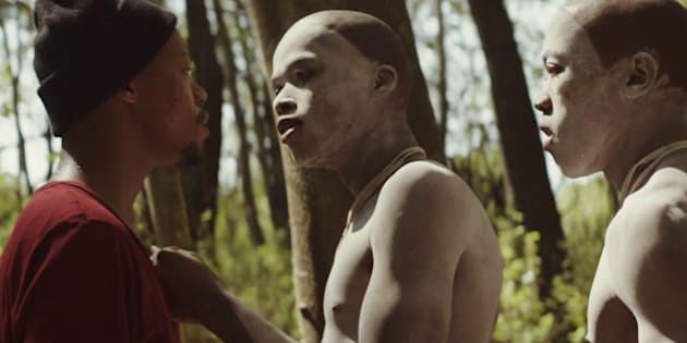 A film still from <i>The Wound</i>, an official selection of the World Cinema Dramatic Competition at the 2017 Sundance Film Festival. Courtesy of Sundance Institute.