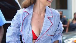 Las lecciones de moda de Gigi Hadid: pijama y