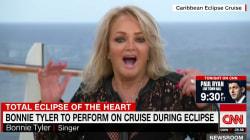 Pour l'éclipse solaire, Bonnie Tyler reprend du service avec son tube