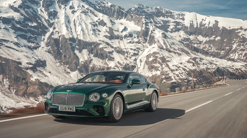 2019 Bentley Continental GT road test review | Autoblog