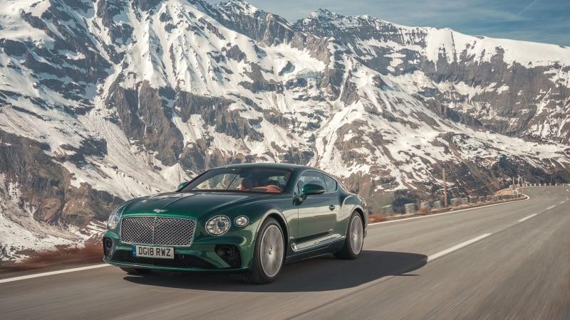 Bentley Continental Gt Green >> 2019 Bentley Continental Gt Road Test Review Autoblog