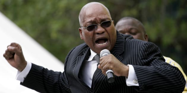 Zuma To Appear In Court On April 6