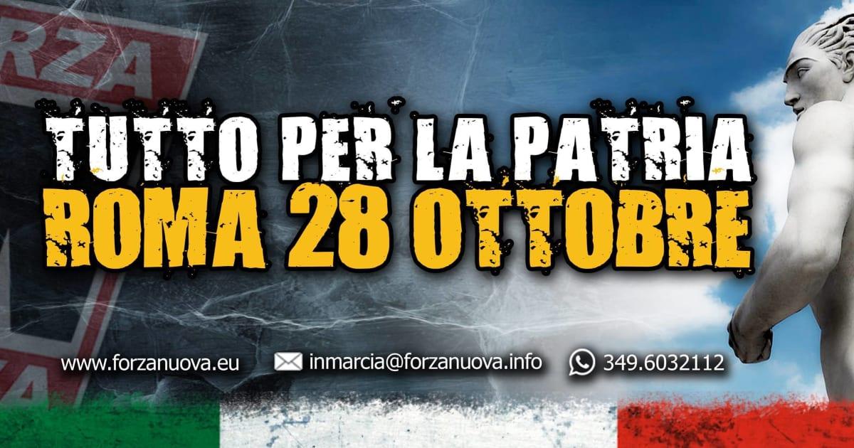 """Non solo uomini, anche le donne """"marciano"""" su Roma"""
