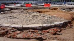 El Zócalo del Zócalo en el Centro Histórico de