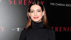 Anne Hathaway se sincera sobre su ansiedad: