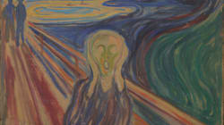 なぜムンクは「叫び」を描いたのか?