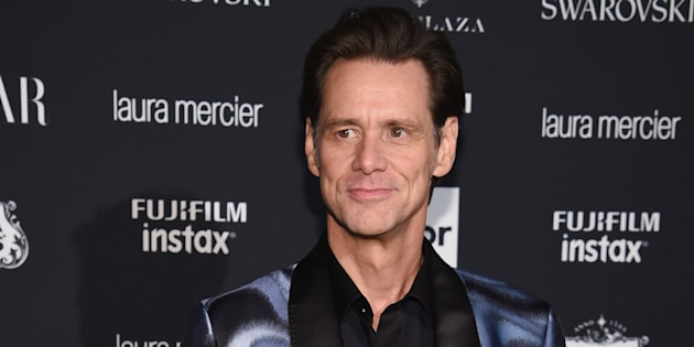 Jim Carrey attends Harper's BAZAAR Celebration of 'ICONS By Carine Roitfeld' on September 8, 2017 in New York City.  (Dimitrios Kambouris/Getty Images for Harper's BAZAAR)