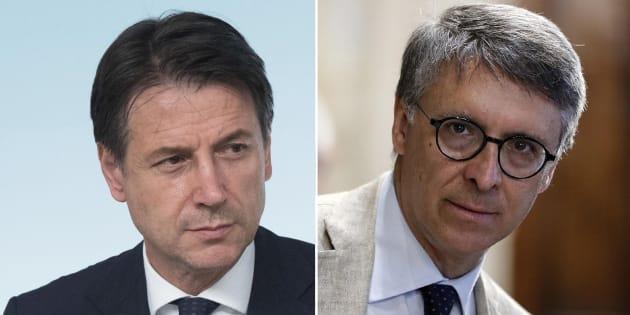 """Conte """"coinvolge"""" Cantone nella ricostruzione del"""