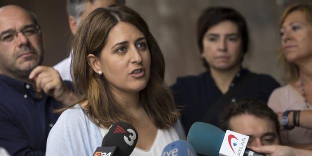 La diputada Marta Pascal, actual coordinadora del PDeCat, en una imagen de archivo.