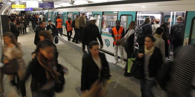 Plus de 250.000 personnes victimes d'atteintes sexuelles dans les transports en commun