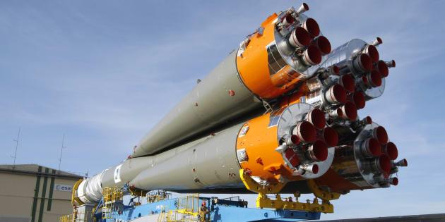 Pourquoi la France veut s'armer pour la guerre dans l'espace (photo d'illustration: une fusée Soyouz)