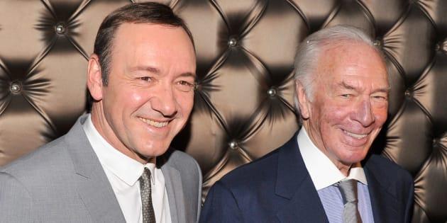 """Accusé d'abus sexuels, Kevin Spacey sera remplacé par Christopher Plummer dans le prochain film de Ridley Scott """"Tout l'argent du monde""""."""