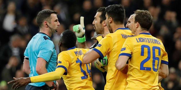 Real Madrid – Juventus: scontro Buffon – Del Piero