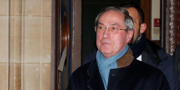 Guéant entendu par les juges dans l'enquête sur le financement libyen de la campagne de Sarkozy.