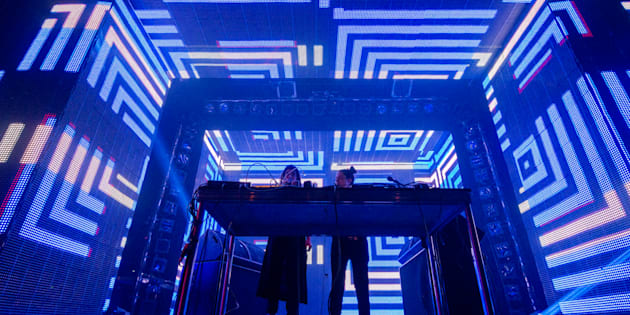 Le duo Nidam & König s'était produit l'an dernier au Métropolis.