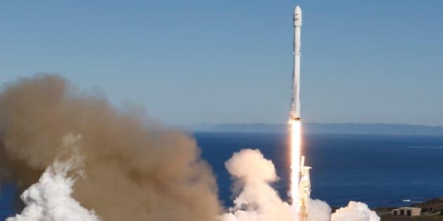 SpaceX (photo d'illustration, 14 janvier 2017)