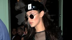 f57fb0f929b Bella Hadid s Sheer Crop Top Is A Masterclass In Off-Duty Model