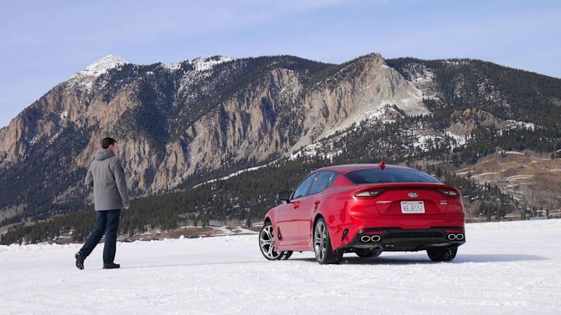 Stinger goes West: Saddle up for 1,400 miles in the 2018 Kia Stinger GT AWD
