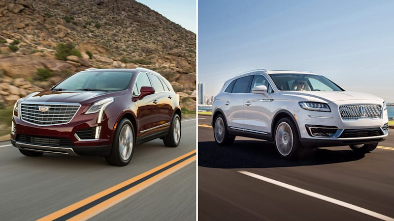 These Two American Midsize Luxury Suvs Are Awfully Similar