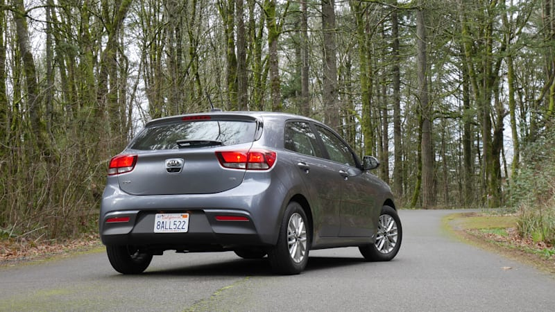 2018 Kia Rio Quick Spin Review