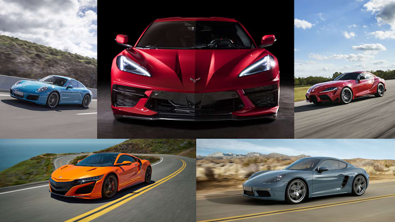 2020 Chevy Corvette Stingray vs the world: How it compares