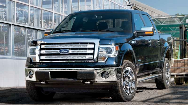 Ford Recalls 148 Million 2011 2013 F 150 Pickups For