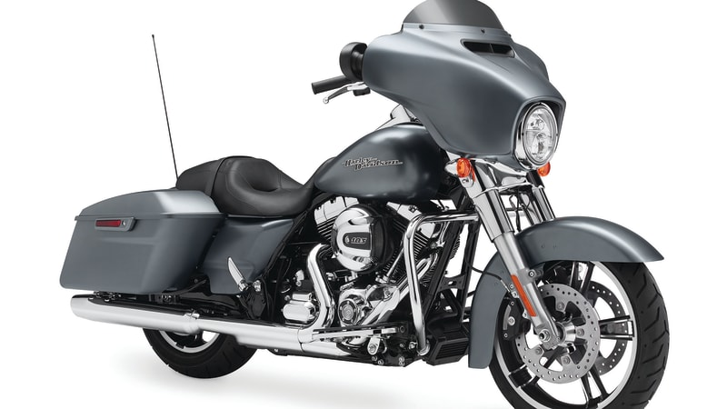 Harley-Davidson recalls 185K cycles for saddlebag issue - Autoblog