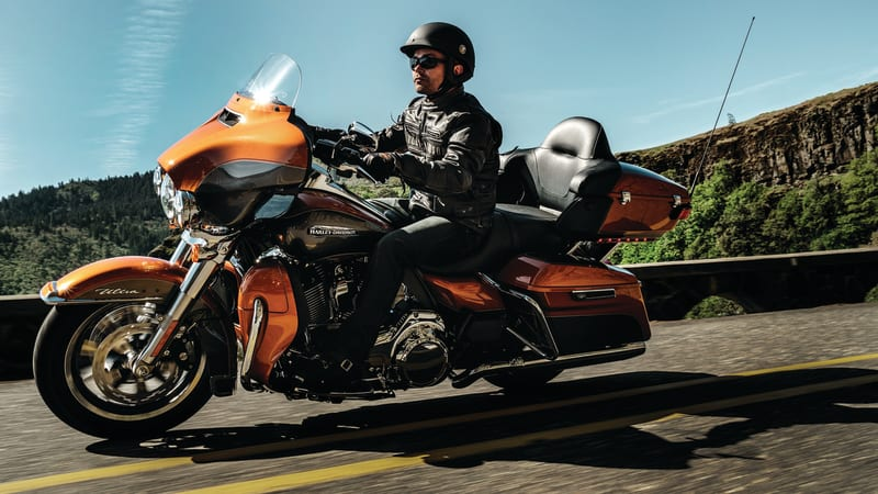 Harley-Davidson recalling over 54,000 bikes