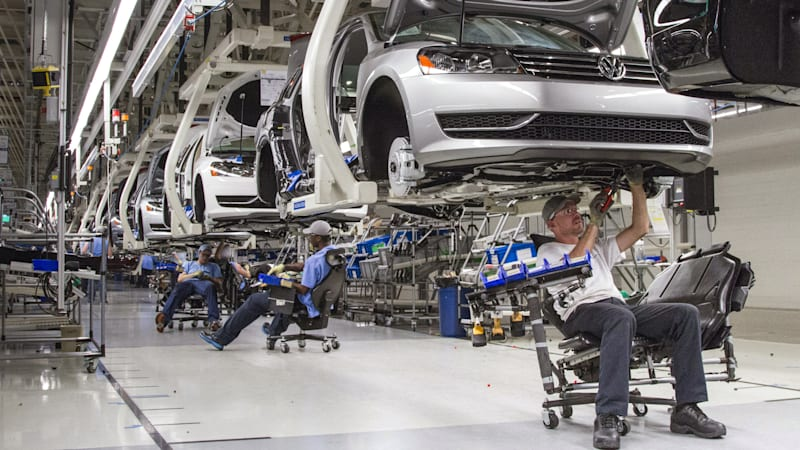 Tennessee Republican officials working to fend off union at VW plant