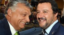Orban entusiasta di Salvini: