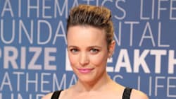 Rachel McAdams Wears Breast Pump, Versace And Diamonds In Powerful
