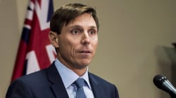Patrick Brown Urges Accusers To Try To Press