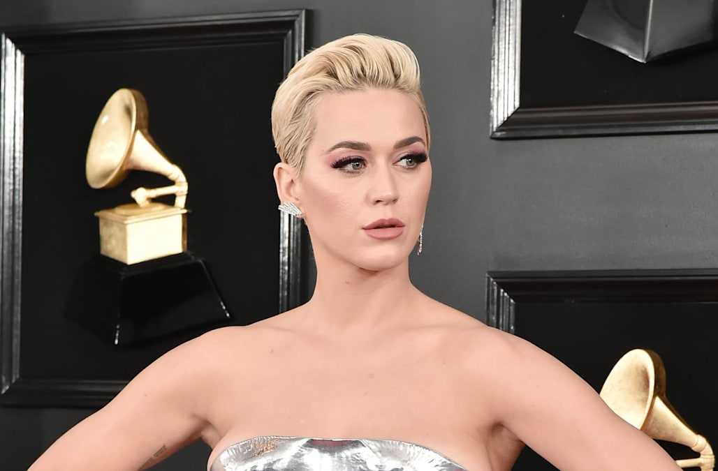 Katy Perry's trend price pulls sneakers over blackface scandal - AOL