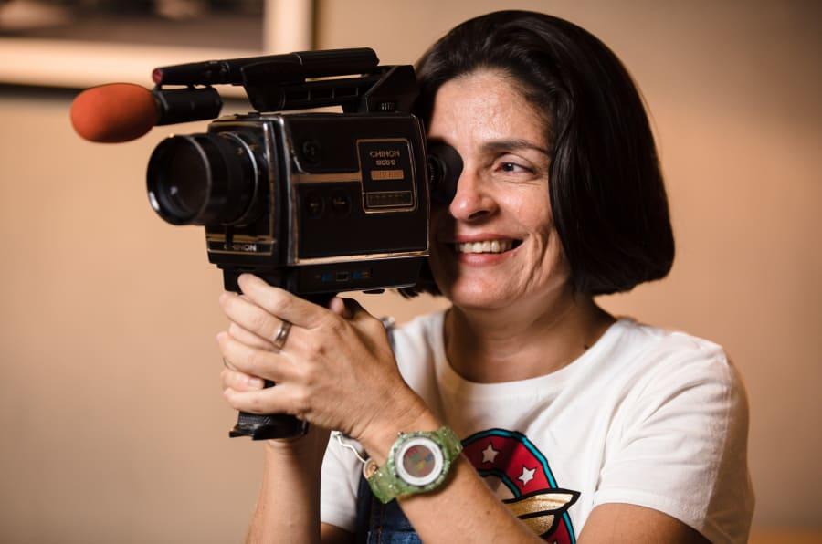 """Nívia Salgado é a 227ª entrevistada do """"Todo Dia Delas"""", um projeto editorial do HuffPost Brasil."""