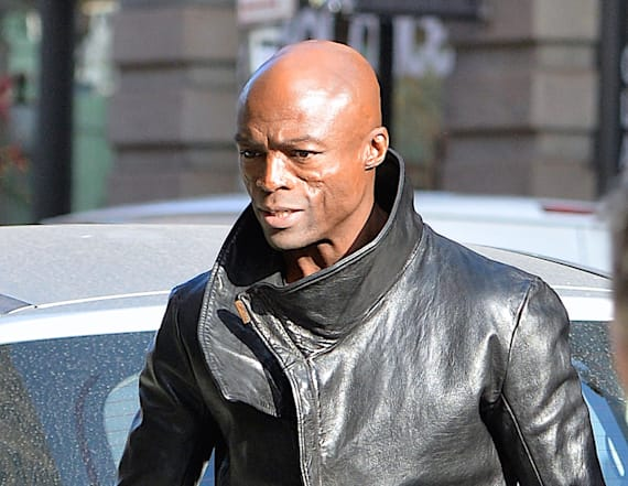 Seal accused of sexual battery
