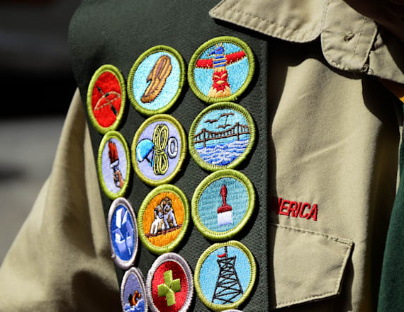 Boy Scouts weigh bankruptcy options amid lawsuits