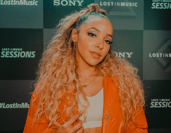 Tinashe talks new music, working with Britney Spears