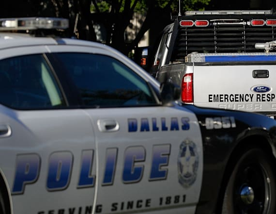 Two police officers, civilian shot in Dallas: police