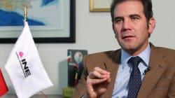 El INE le pide a los candidatos ser responsables la noche de la