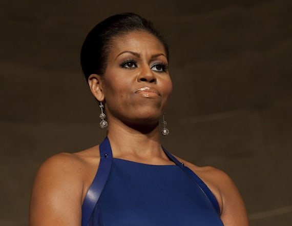 Michelle Obama opens up about racist attacks