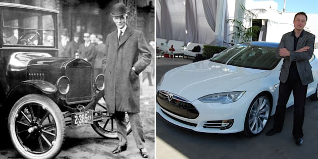 Elon Musk est-il un clone d'Henry Ford ?