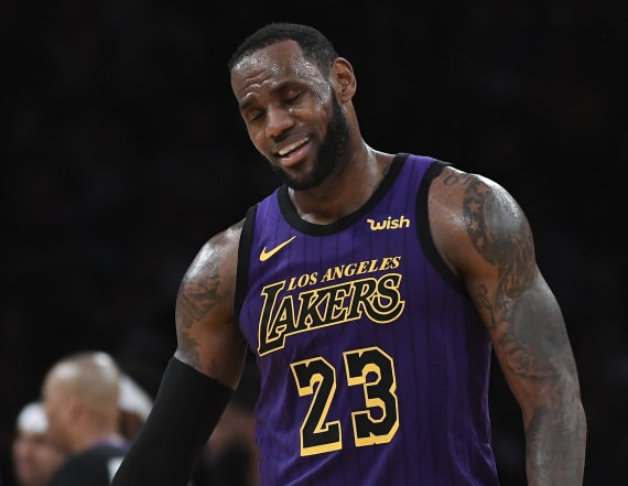 Lakers officially eliminated from playoff contention