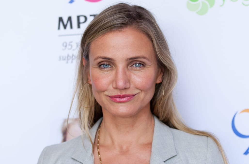 Cameron Diaz Reveals The Real Reason She Left Hollywood