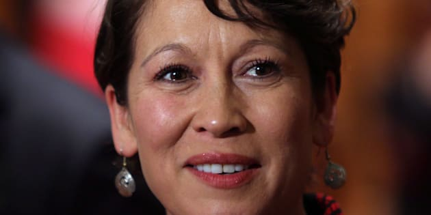 Melanie Mark Becomes B.C.'s 1st First Nations Woman In Cabinet